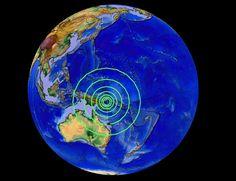 4/30/2015 -- Large Earthquake ALERT -- 6.9M (6.8M revised) Strikes W. Pa...