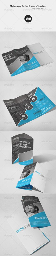 Stop Hunger Charity Organization Flyer Template Flyer Template - Tri fold brochure template photoshop