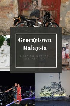 Georgetown - What to do and see. - The Neverending Honeymoon Georgetown Malaysia, Penang Hill, First Bus, Turtle Pond, No Mans Land, Take Off Your Shoes, Love Garden, Bus Station, How To Stay Awake