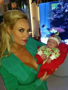 Pin for Later: Coco Austin and Ice T Share the Most Precious Snaps of Their Baby Girl Chanel Nicole Marrow, Mommy And Me, Mom And Dad, Ice T And Coco, Austin Coco, Baby Chanel, Coco Chanel, Coco Baby, Celebrity Moms