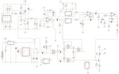 Metal Detector Surf PI 1.2 Schematic Diagram