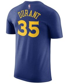Nike Men s Kevin Durant Golden State Warriors Name  amp  Number Player  T-Shirt - dbbb42a2c