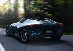 Cars are getting greener, faster, and cooler if the Nissan Blade Glider is anything to go by. Check out the unique shape in the commercial and photos... http://www.carhoots.com/blog/video/nissan-blade-glider-electrifying-the-fun-video