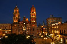 San Luis potosi my hometown!!!!! love it and i miss being there