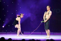 De 34ste editie van Le Festival Mondial du Cirque de Demain in Parijs vond plaats van 24 tot 27 januari. België werd er vertegenwoordigd door Bert Loenders en Frederique Snoeks, bekend als Bert &am...