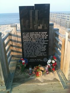 9/11 Memorial on Union Beach