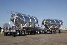 Dry Bulk Pneumatic Tank Trailers   Dry Bulk, pneumatic tank trailers, large…