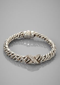 David Yurman Bracelet I also have the matching necklace and earrings It's stunning!