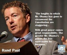 Rand Paul the Idiot. Lying douchebag.