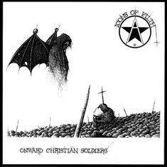 Icons of Filth Onward Christian Soldiers Christian Soldiers, Anarcho Punk, Evil Art, Rock N Roll Music, How To Get Warm, Aesthetic Collage, Lp Vinyl, New Wave, Punk Rock