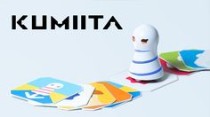 KUMIITA - A fun, language-less educational robot that teaches the concepts of coding. Arrange the command panels to guide the robot to the goal! Check http://kck.st/2oUgbRG