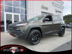 2016 Jeep Cherokee Trailhawk 4x4 in Fort Mill, SC Serving ...