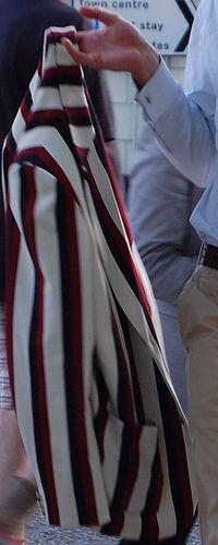Henley blazer