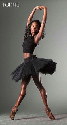 Ashley Murphy of Dance Theatre of Harlem.