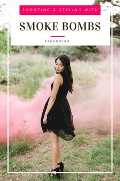 Read to find out what inspired the photos, the photographer, my thoughts on Rent the Runway, and how to shoot and style with Smoke Bombs. Filipino Debut, Rent The Runway, Amanda, How To Find Out, Smoke Bombs, Strapless Dress, Pictures, Photos, Photo Ideas