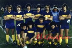 Boca Jrs. campeon del mundo 1978