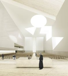 ▲ Viar Estudio Arquitectura - Zhangjiagang Christ church.