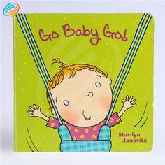 Eco Friendly Top Supplier Custom Cardboard Baby Book Printing Service
