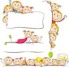 vector line drawing artwork cartoon children Free Cartoons, Mural Wall Art, Painting For Kids, Children Painting, Stick Figures, Cartoon Drawings, Vector Free, Doodles, Clip Art