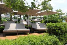 Review: Park Hyatt Bangkok - Live and Let's Fly Bangkok, Terrace, Park, Luxury, Live, Furniture, Balcony, Porch, Parks