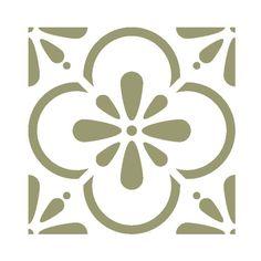 J Boutique Stencils Wall Moroccan Tile Stencil for DIY Wall Decor Furniture Floor Craft Stencil Fabric, Stencil Art, Stencil Designs, Tile Stencils, Bird Stencil, Damask Stencil, Stencils For Walls, Craft Stencils, Stencil Templates