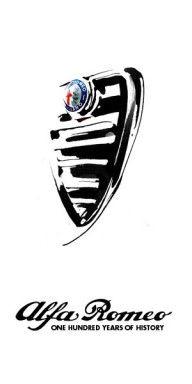 Alfa Romeo art: Eri Griffin #alfaromeospider