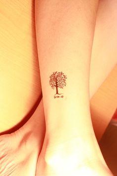 тату маленькое дерево - Поиск в Google