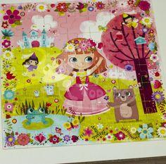 Dřevěné puzzle - Vilac - Květinová princezna - 54 dílů Princess Peach, Fictional Characters, Art, Art Background, Kunst, Performing Arts, Fantasy Characters, Art Education Resources, Artworks