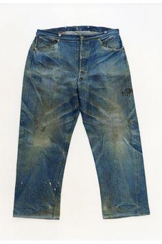 VOGUE fashion | news | リーバイス®、世界最古のジーンズ「XX c.1879」を日本初公開。