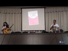 """Palestra Musical """"Chico Xavier Vida e Obra"""" com Elizabete Lacerda e Alex Gonçalves - REDE AMIGO ESPÍRITA"""