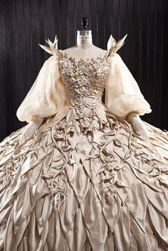 Wedding Gown from Mirror Mirror, one of the many incredible costumes worn in the movie. This was stunning on Julia Roberts