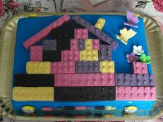 Tort Lego Lego, Cake, Desserts, Food, Tailgate Desserts, Deserts, Kuchen, Essen, Postres