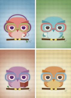 owls by nevermore