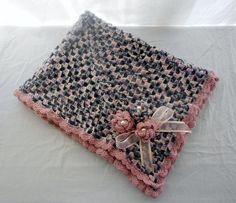 Crochet Baby Blanket on Etsy, $65.00 AUD