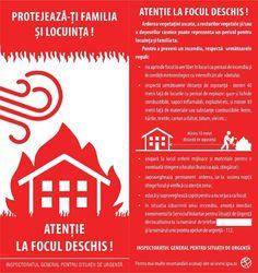 Prevenire incendii miriste