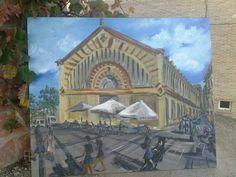 El mercado de tu pueblo ( Tortosa )Tarragona-ESPAÑA