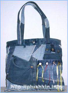 1097e98d6881 150 Best Crafts  Denim images
