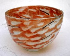 Pinched porcelain bowl 1 by woodfirer, via Flickr