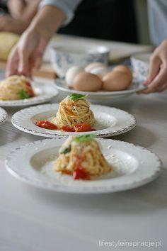 Workshop of italian food