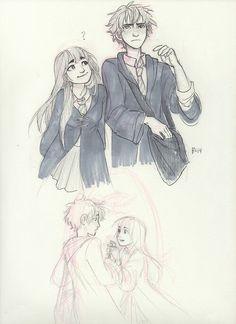 Hyouka and HP