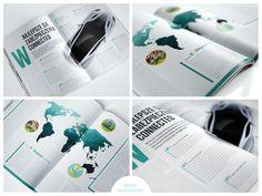 #Publishing #Grafika #OpracowanieGraficzne #Magazine #Magazyn
