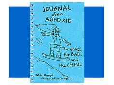 A middle-schooler with ADHD shares his experiences and tips in a book that encourages other kids with ADHD to fill out some journal entries of their own.