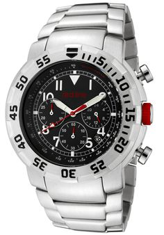 Price:$129.99 #watches Red Line 50010-11, Showcasing a smart blend of contemporary and classical styles, this Red Line timepiece is a handsome addition to any man's wardrobe.