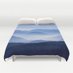 Mountain Shades Duvet Cover