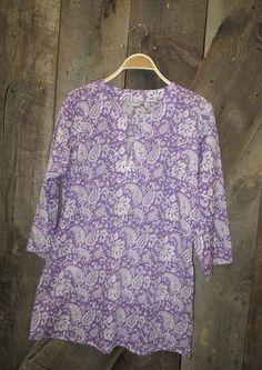 Tunic - Lavender