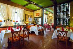"""""""Die Liebe kann dir das Tor zum Paradies öffnen, ein gutes Essen lässt dich zumindest einen Blick hineinwerfen"""". genießen Sie feines Flair im Restaurant vom Schifferkrug Celle"""