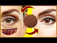 Doar în 3 zile Cum să eliminați cercurile întunecate, ridurile sub ochi - Faceți un gel de cafea - YouTube