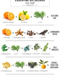 How to make your own reed diffuser - 5 Essential Oil Blends To Make Your House Smell Like Fall