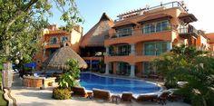 #Hotel: EUROSTARS HACIENDA VISTA REAL, Playa Del Carmen, . For exciting #last #minute #deals, checkout #TBeds. Visit www.TBeds.com now.