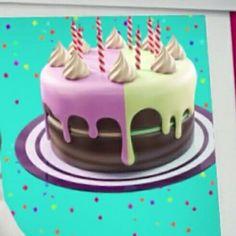Yummy! Double Cake!!!